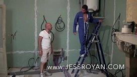 jess fucked by a twinkt top worker latino webcam  hjidden