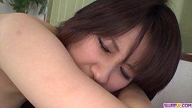 Smooth porn scenes with Ai Nashi in perfect POV - More at Slurpjp.com