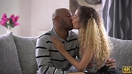 BLACK4K. Teen girl spreads legs for wrong male but reaches orgasm
