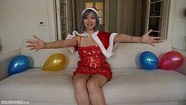 Merry Christmas from Harriet Sugarcookie