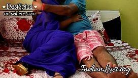 Hot Indian Bhabhi Blowjob Sex Dirty Hindi Talk