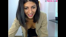 morrenitas Cam Show @01 11 2017  Part03 from XTEEN.CAM