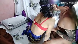 Delhi college Girl Super sex and Hot Lip kiss Romance with her boyfriend and Hindi song