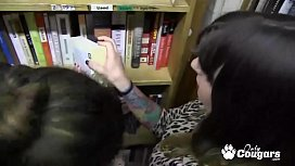 Elizabeth Thorn and Missy Minks Get Naughty In Their Dorm