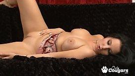 The Amazing Busty Angela Dabola