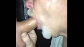 sucking a nice cock in GH part 1