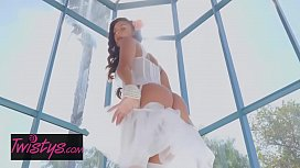 (Eliza Ibarra) - Blushing Bride -Twistys