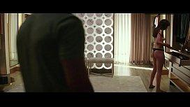 DAKOTA JOHNSON  breasts Thong scene in Fifty Shades Freed