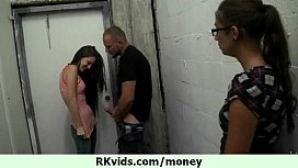 What can do a girl for some cash 12