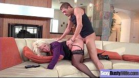 Hardcore Sex Action Scene With Big Round Boobs Slut Milf (Alura Jenson) mov-03