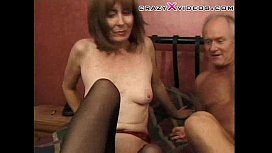 Milf in hotel fucked for cash