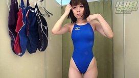 Schoolgirl Strips off Bikini