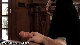 DevilsFilm Hot Mature Nina Hartley Rlly Luvs Her Grandson&rsquo_s Friend