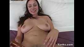 Sweet Yanks Rucca Page Cums