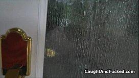 Banging wet perky ebony girlfriend