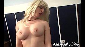 Superb woman facesitting partner in home porn episode scene