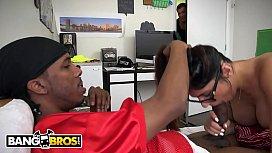 BANGBROS - If Mia Khalifa Wants Big Black Cock, She'_s Gonna Get It
