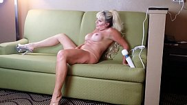 Blondmilf69 Plays with Toys