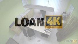 LOAN4K. Tette ipnotiche per il manager dell'_ufficio crediti