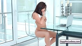 Sapphic Erotica Lesbos Free xxx video from www.SapphicLesbos.com 4
