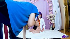 Behind the scenes / Sakura Matou