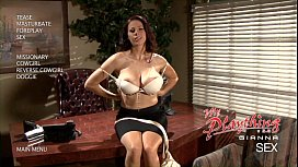 Gianna teasing scenes from My Plaything V 2.0 Disc2