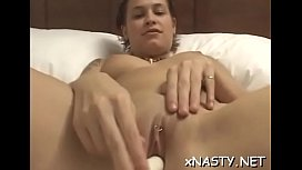 Cute babe with breathtaking body does a hardcore scene with a fellow