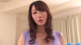 Intense Japanese action with sensual Kotone Kuroki - More at 69avs com