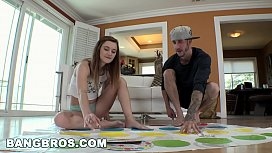 BANGBROS - y. Alaina Dawson gets twisted up with a big cock
