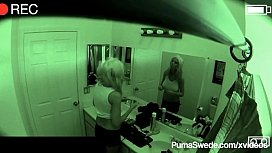 Roleplay School Girl Puma Swede Having A Voyeur Fuck!