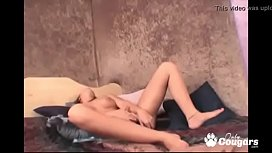 Amateur Ashley Crawford Knows Just How To Pleasure Her MILFY Pussy