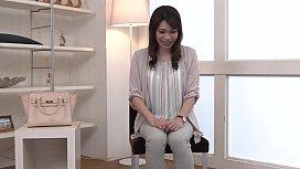 初撮り人妻ドキュメント 菊田かえで