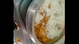 Swathi naidu enjoying cooking with her boyfriend