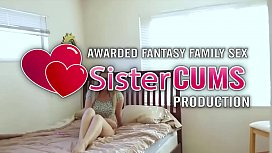 Addison Lee Step Sister Only The Tip: SisterCums.com