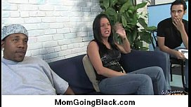 Horny mom getting fucked by big cock black guy 12