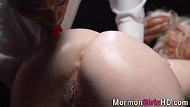 Group mormon creampied