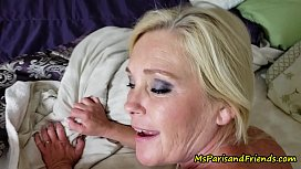 Ms Paris Rose Wants a Cock in Her Ass