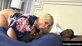 Mature Mom Karen Fisher Wrecked By Big Black Bull Rome Major