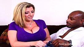 Sara Jay Loves Big Black Cock