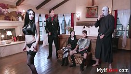 Addam'_s Family For The Fuck Show- Audrey Noir, Kate Bloom
