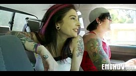 Tattooed emo whore 124