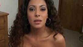 Porn lesbian helped to cum