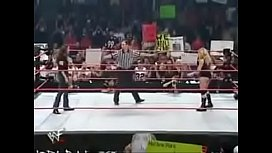 Stephanie McMahon vs Trish Stratus No Way Out 2001.