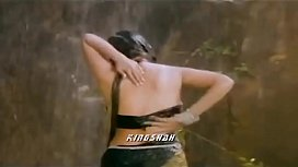 Rekha Wet Boob nipple