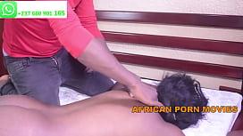 REAL MASSAGE OF ALANE . CAMEROON PORNSTAR