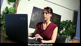 Beautiful mom with puffy pussy fuck a black dick 29