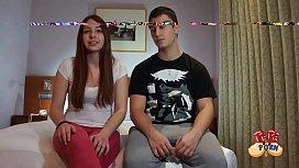 Yaiza e I&ntilde_aqui una parejita joven con ganas de vivir experiencias y con 18 a&ntilde_os