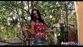 Hot Brunette MILF 04