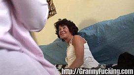 Granny Still Has It On