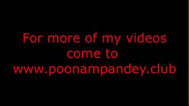 Poonam Pandey SEX TAPE JAN 2019